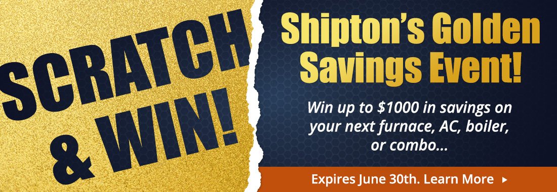 Scratch and Save - Golden Savings Event