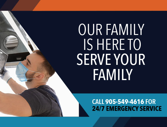 Our Family is here to Serve your Family! 24/7 Emergency Service available