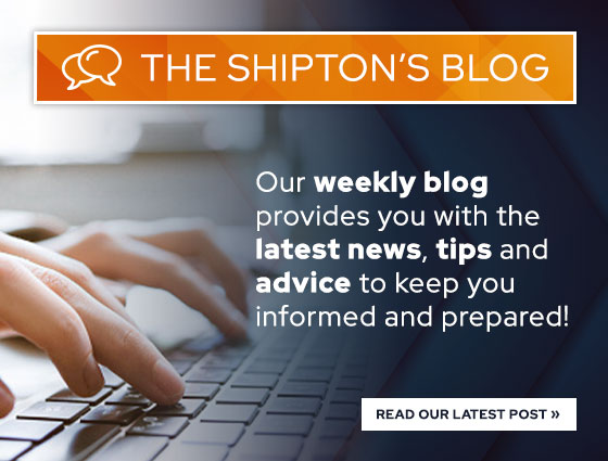 Click here to read The Shipton's Blog!