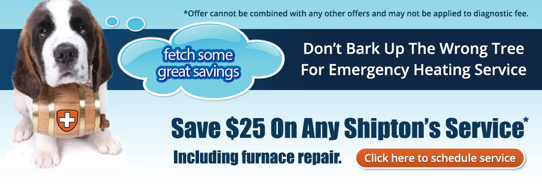Save on Furnace Repair and Service