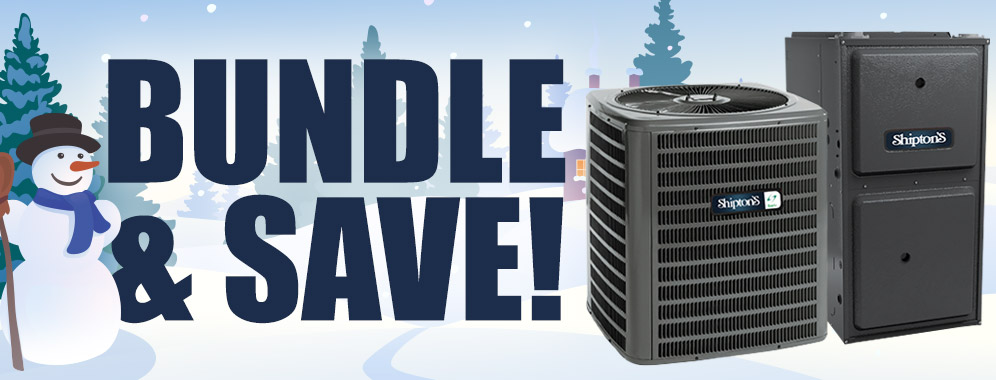save when you buy furnace and a/c together