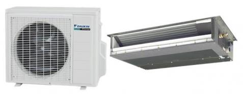 Daikin LV Series Slim Duct