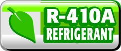 Air Conditioner R-410A Refrigerant