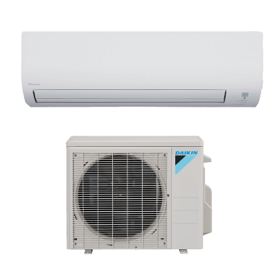 Daikin Single Zone Unit 15 Series Wall Mount