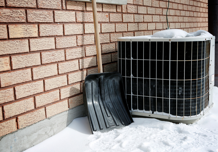 air conditioner winter