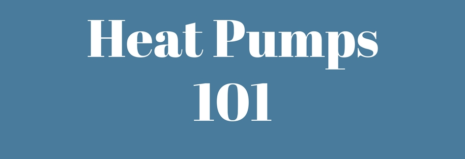 heat pumps 101
