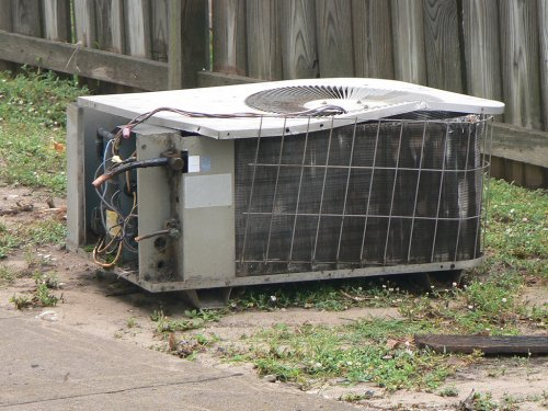 Time to replace your air conditioner