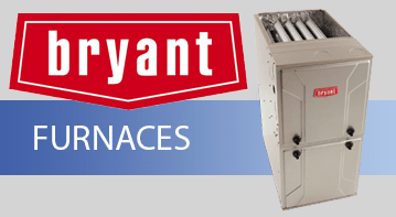 Bryant gas and propane furnaces
