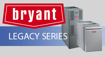 Bryant Legacy Series Oil Furnace