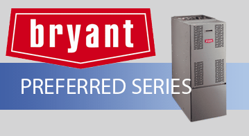 Bryant Preferred Series Oil Furnace