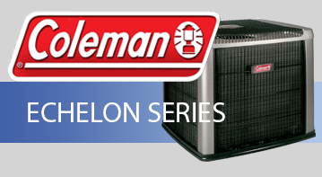 Coleman Echelon Heat Pump