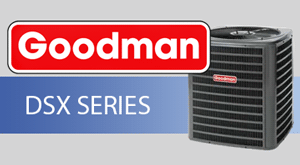 Goodman DSX Series Air Conditioners