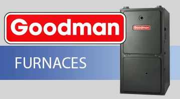 Goodman gas and propane furnaces