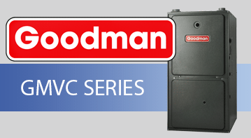 Goodman GMVC Series Furnaces