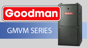 Goodman GMVM Series Furnace