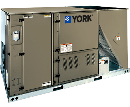 York Packaged Rooftop unit