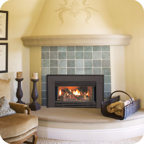 Gas Fireplace Inserts Shiptons Heating And Cooling