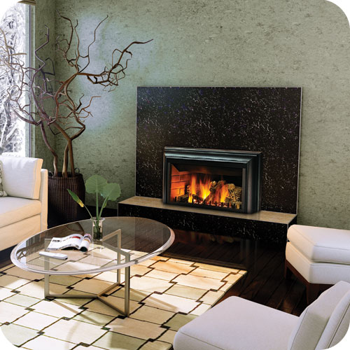 Gas Fireplace Inserts | Shiptons Heating and Cooling