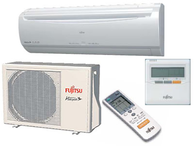 Fujitsu Mini Split Ductless Air Conditioner
