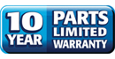 Goodman Furnaces - 10 Year Parts Warranty