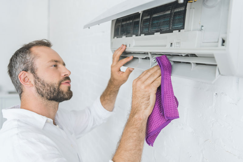 Learn How To Disinfect Your HVAC System