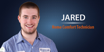 Jared - Home Comfort Technician