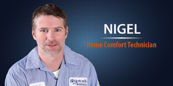 Nigel - Home Comfort Technician