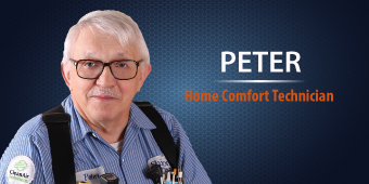 Peter - Home Comfort Technician