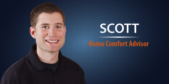 Scott - Home Comfort Advisor