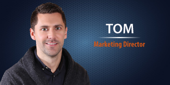 Tom - Marketing Director