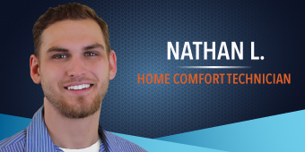 Nathan L. - Home Comfort Technician