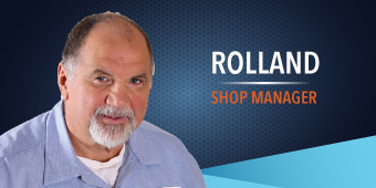 Rolland - Shop Manager