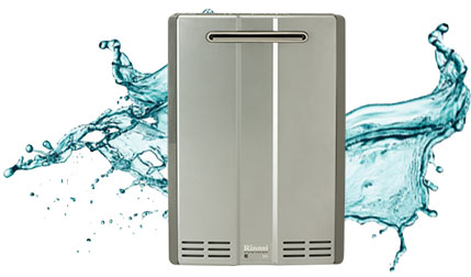 Rinnai Hot Water Heating