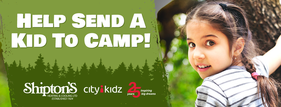 Help Send a Kid to Camp!